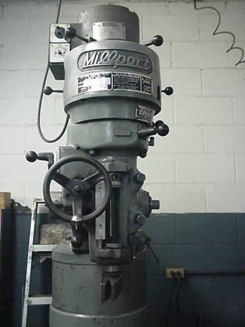 Millport Milling Machine